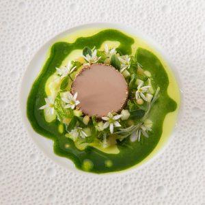 Foie Royale in het groen, Luc Kusters